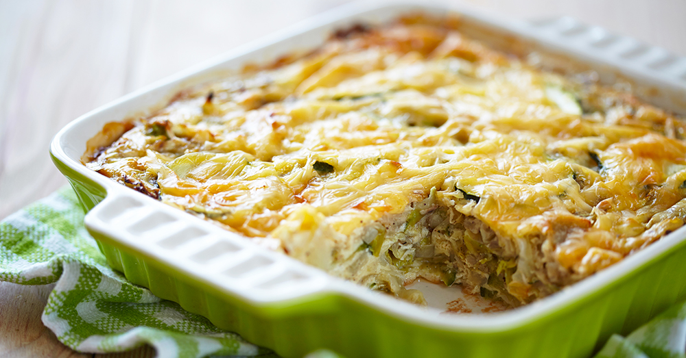 cabbage casserole 1