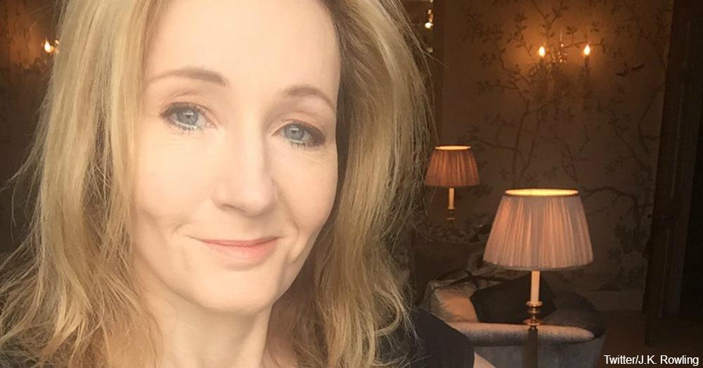 Rowling / Via Twitter
