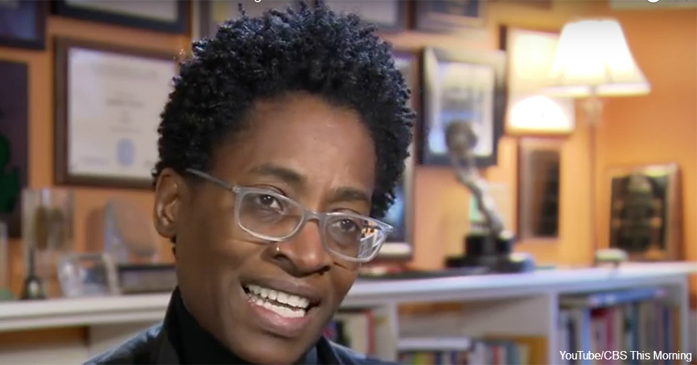 Jacqueline Woodson, author of Brown Girl Dreaming