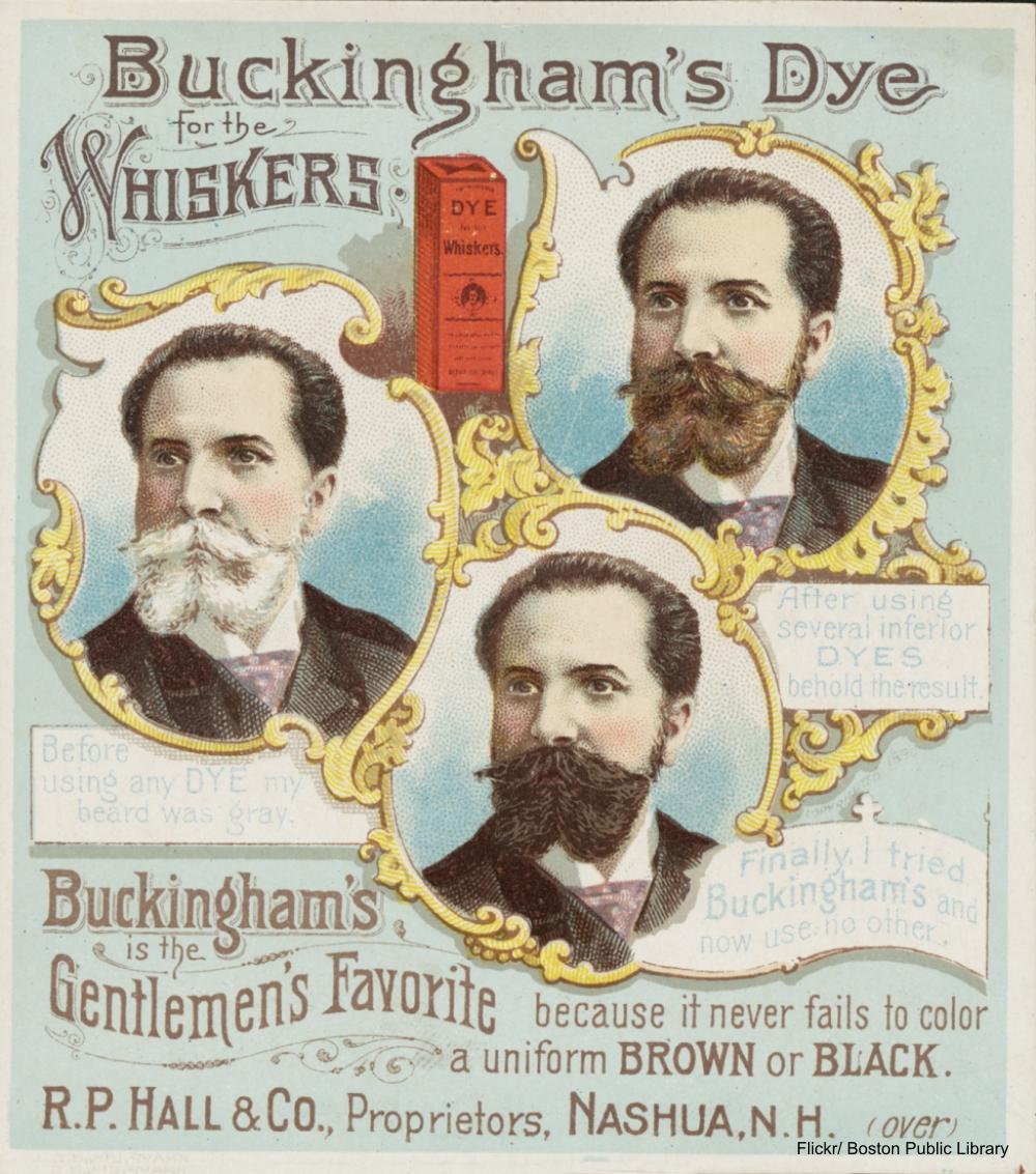 Buckingham's Dye