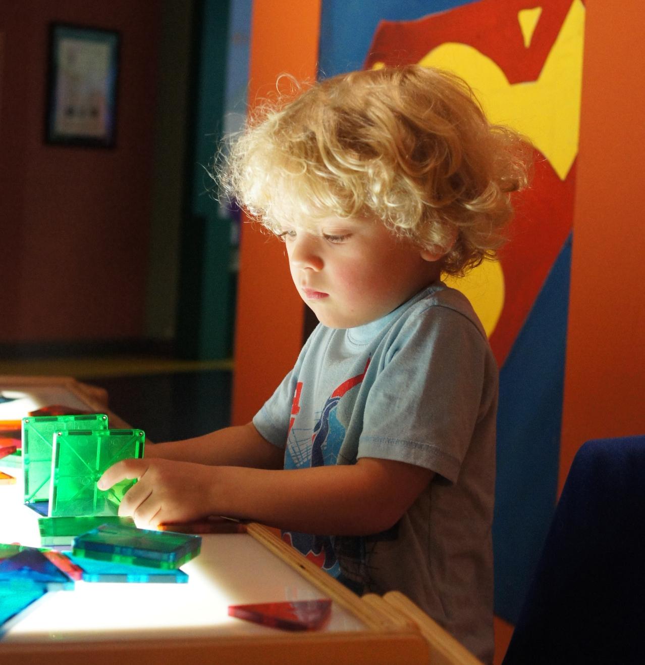 Magna-Tiles® at the Duke Energy Children's Museum in Cincinnati, OH