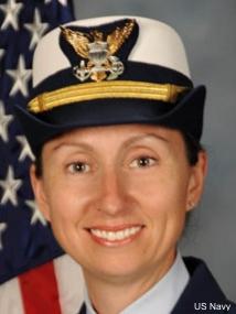 Booker-mom1 US Navy