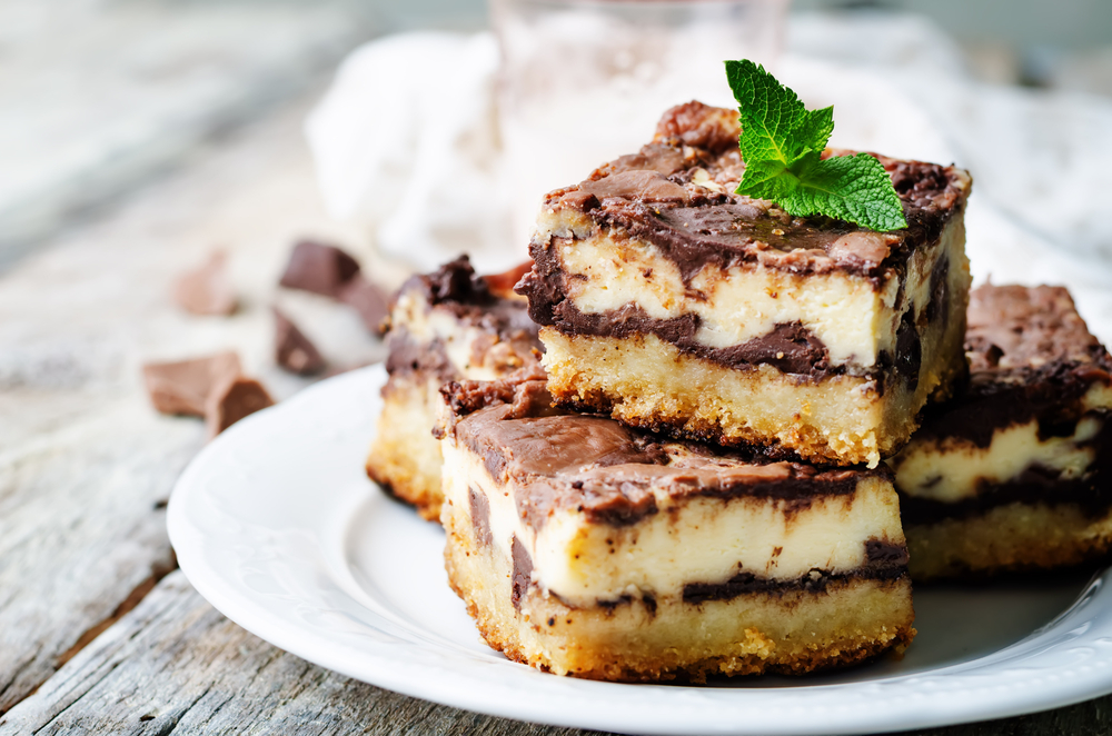 ChocCreamCheeseBars