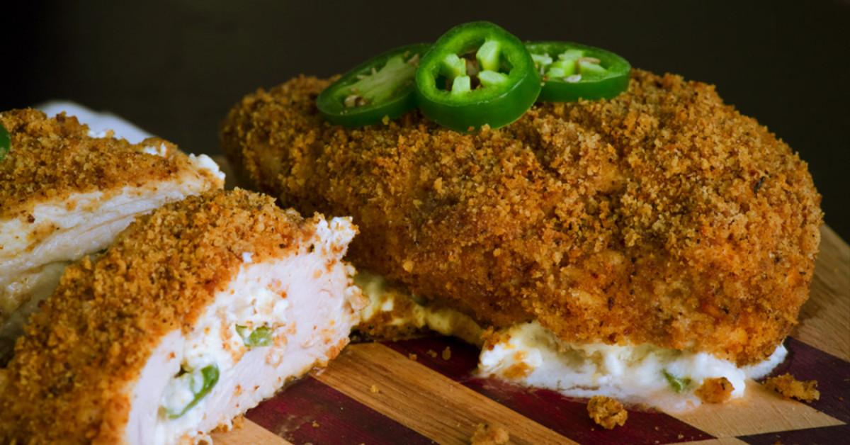 Jalapeño popper chicken - Main