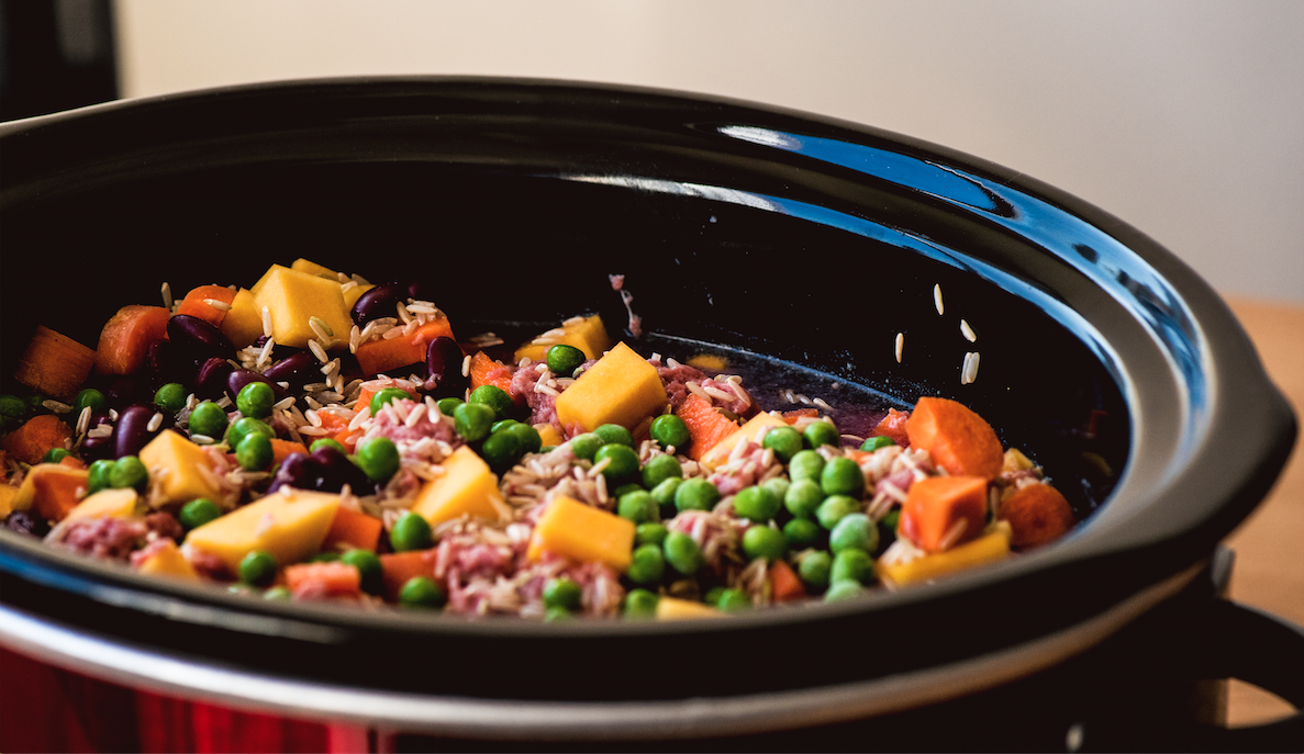 Slow Cooker Dog Food Main