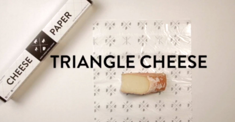 Triangle Cheese Feature