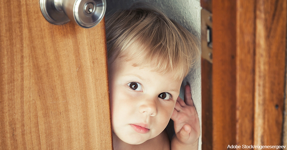 Child Prone To Wandering Try Taking These Preventative