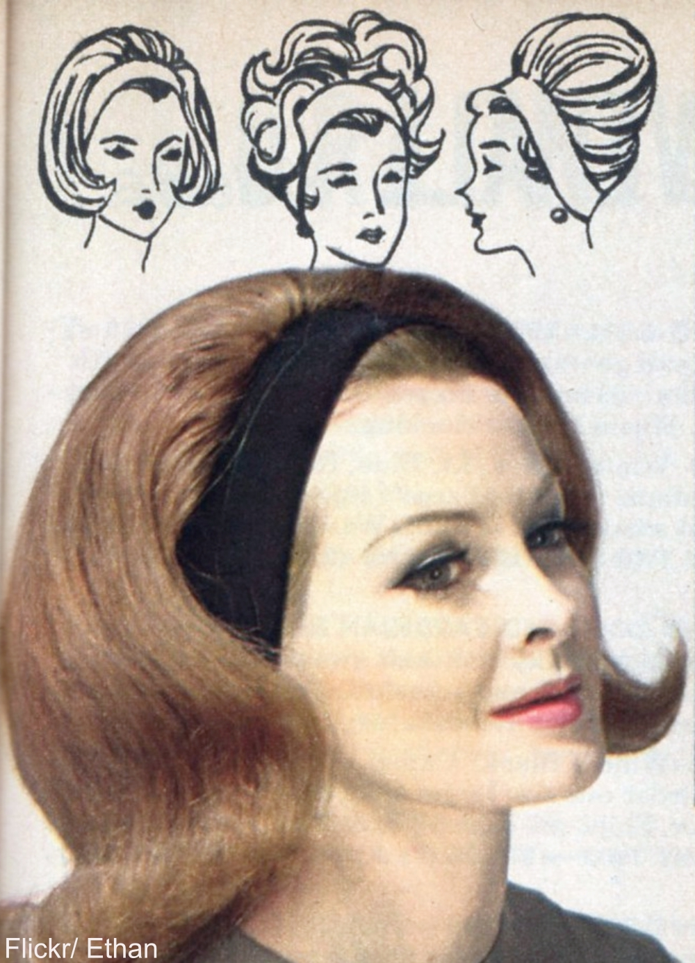 What Were Popular Hairstyles In The 1960s : Which hairstyles were most popular the year you graduated page