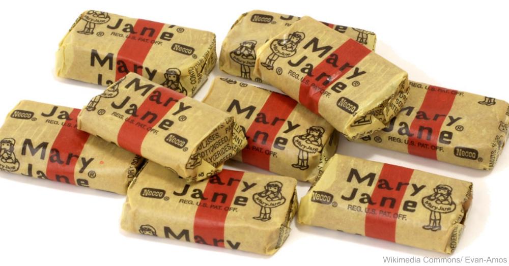 Mary Jane Candies