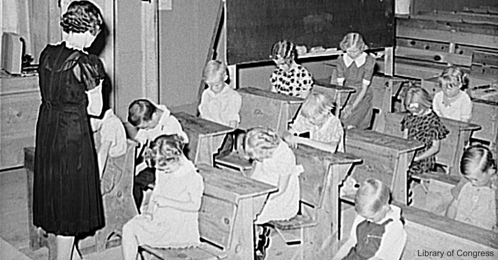 Prayer in the Classroom