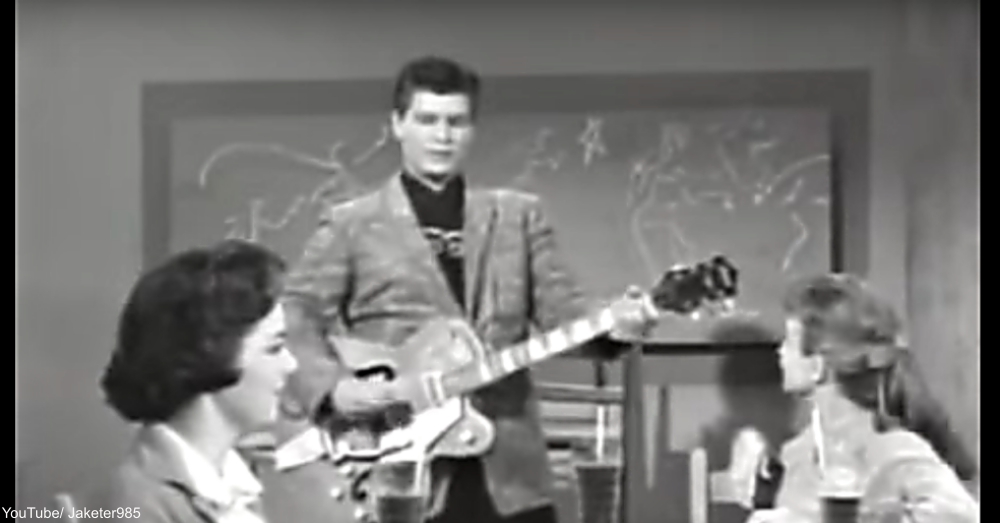 Ritchie Valens in Go, Johnny, Go!