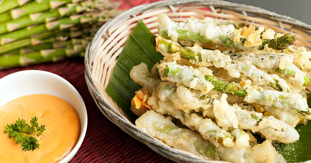 tempura asparagus_1