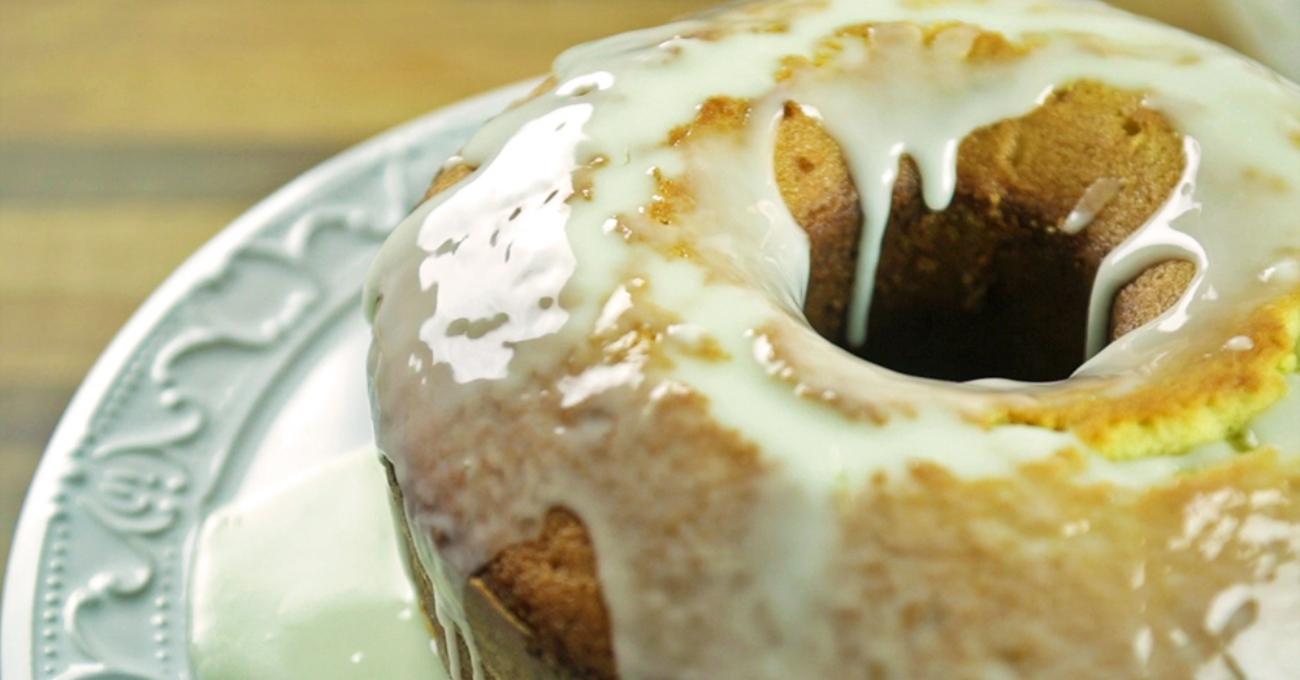 Lime Cake - main
