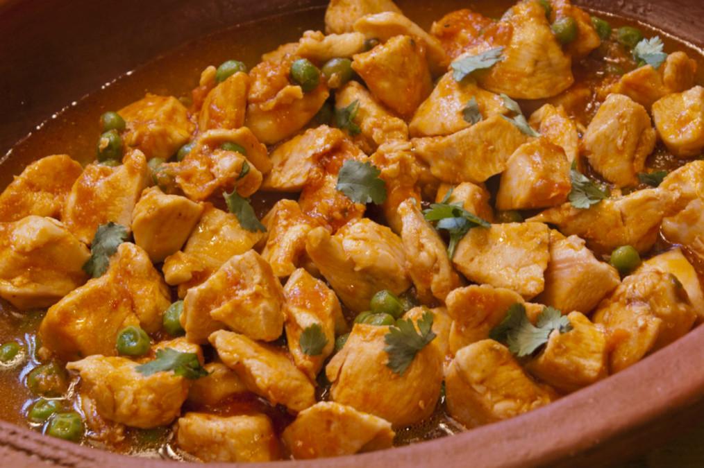 Spanish Chicken Main