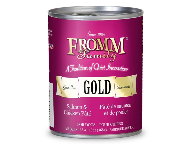 Fromm Dog Food Recall