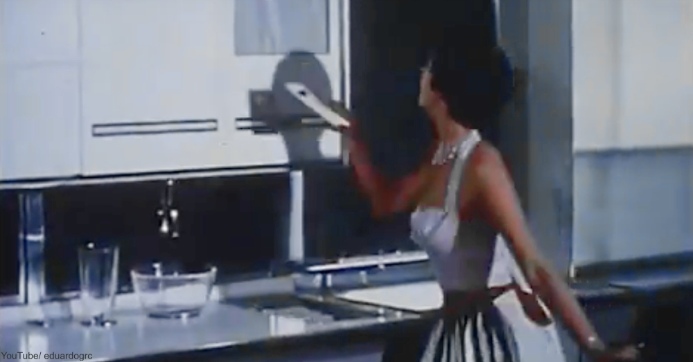 1956 Design for Dreaming Dream Kitchen