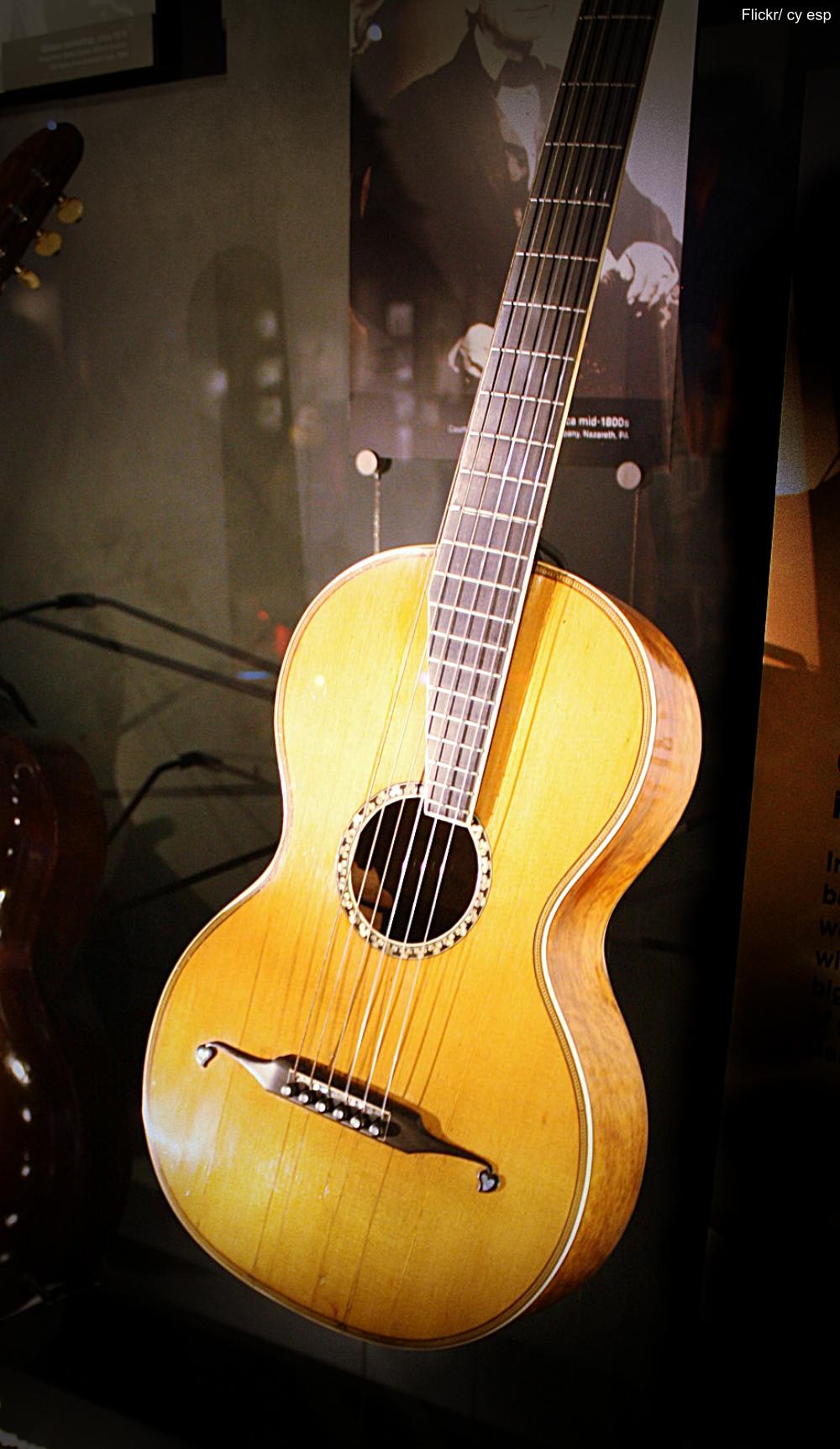 19th Century Martin Guitar