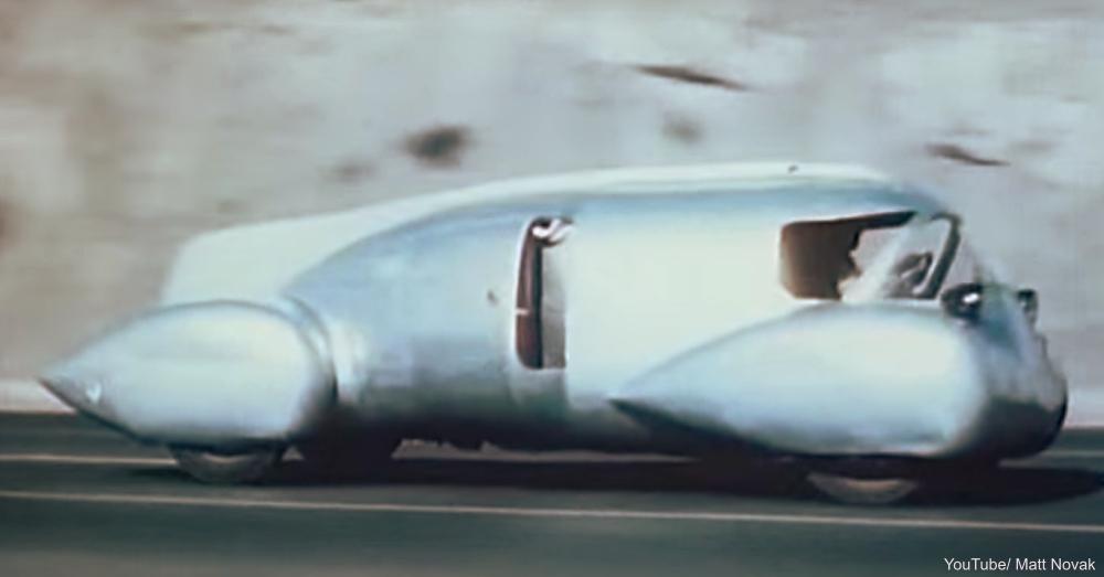 Riveted Aluminum Concept Car