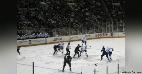 The San Jose Sharks face the Pittsburgh Penguins in this year's Stanley Cup tournament.