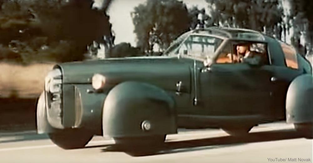 1940s Tasco Concept Car