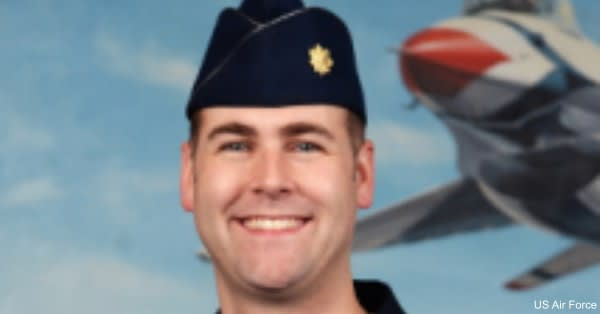 Thunderbird-crash3 US Air Force