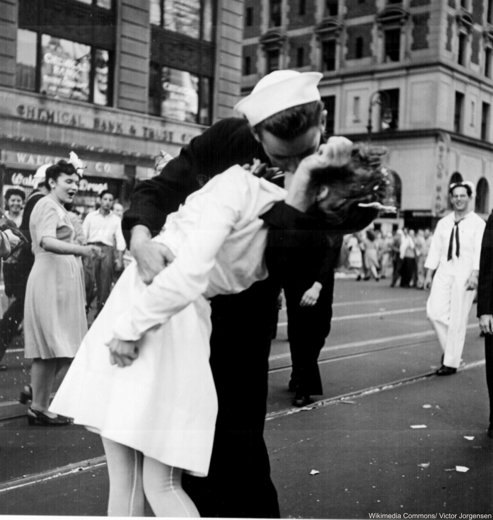 The Times Square Victory Kiss