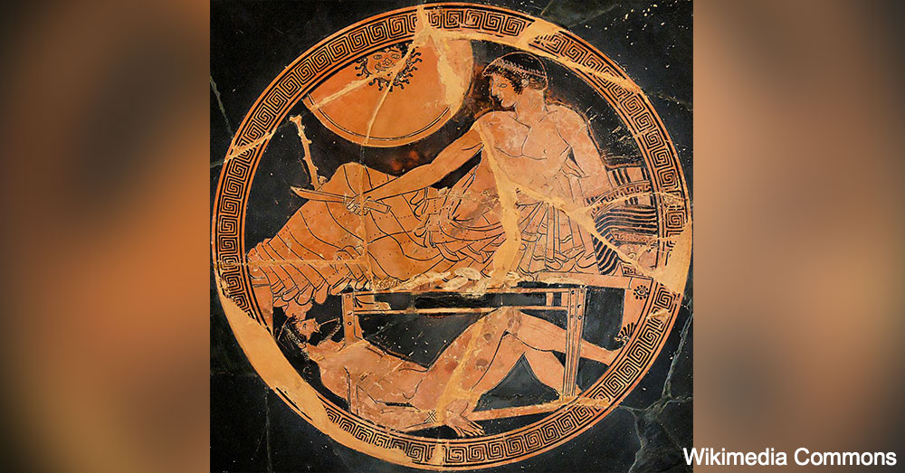 Achilles and Hector