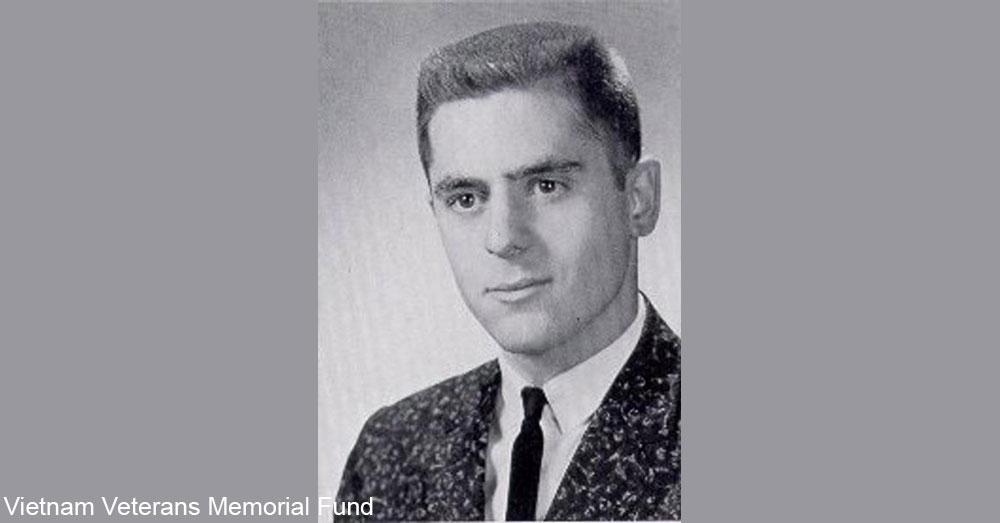 2nd Lt. Donald Jacques