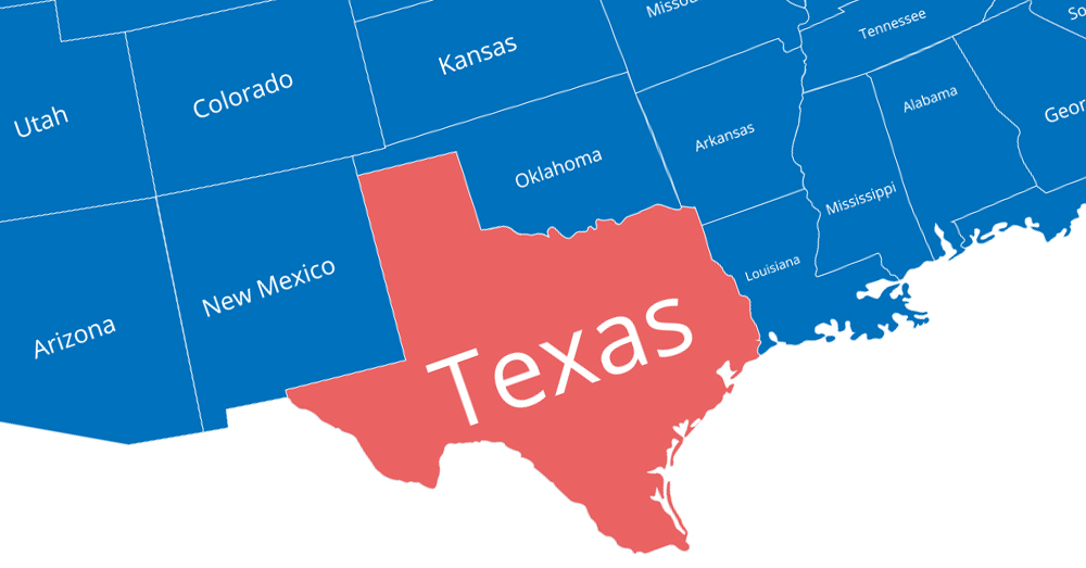 Photo: AdobeStock/rb_octo -- Texas has the fifth highest enlistment rate.