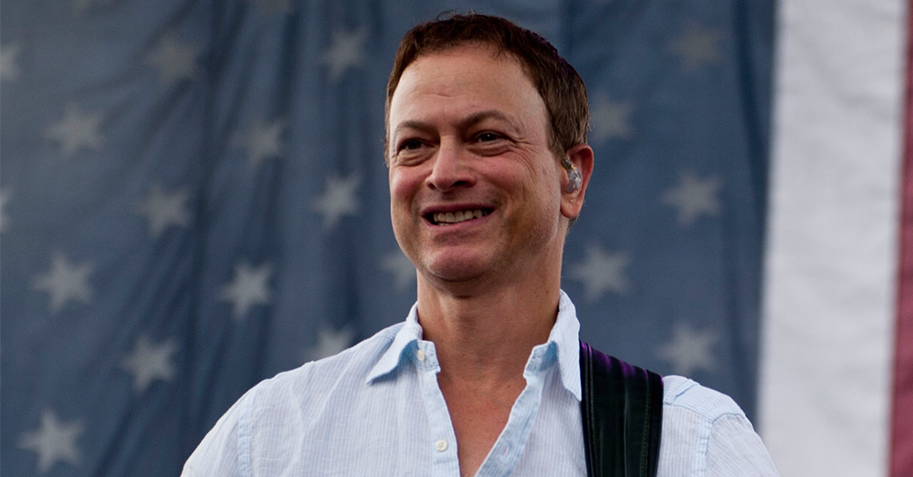 Photo: U.S. Air Force/Airman First Class Meagan Schutter -- Actor & musician Gary Sinise is continuing his military support by narrating an upcoming WWII film.