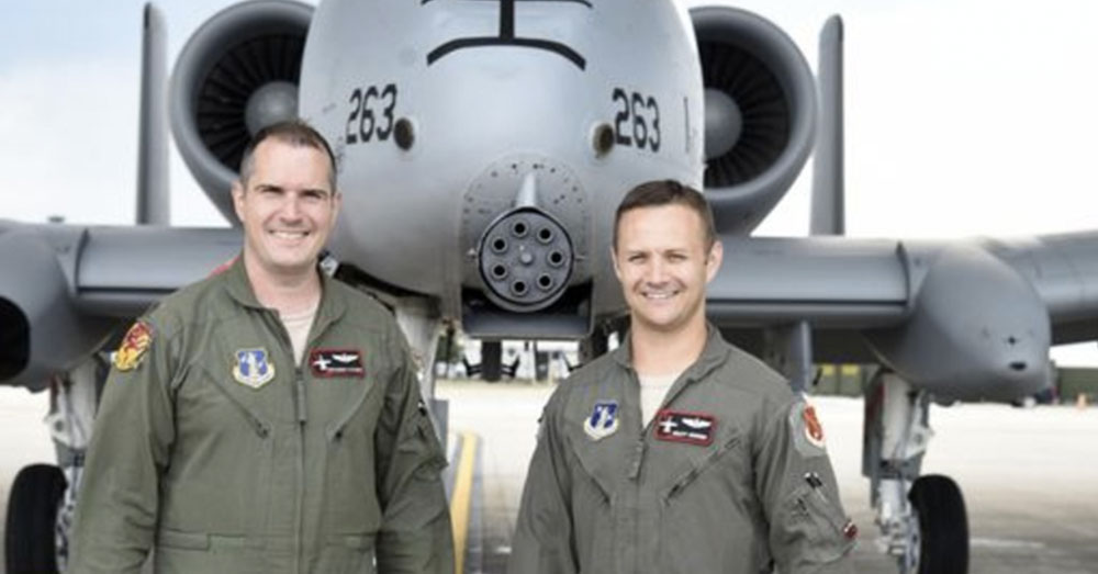 Source: U.S. Air Force Maj. Shannon Vickers and Capt. Brett DeVries