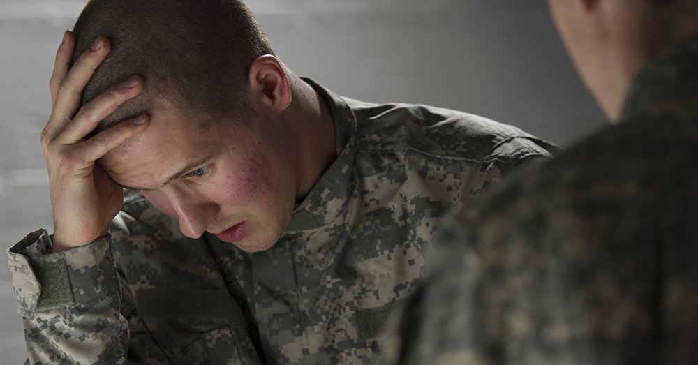 Photo: AdobeStock/Burlingham -- Patients with PTSD may be taking too many medications while not seeing physicians often enough, the study found.