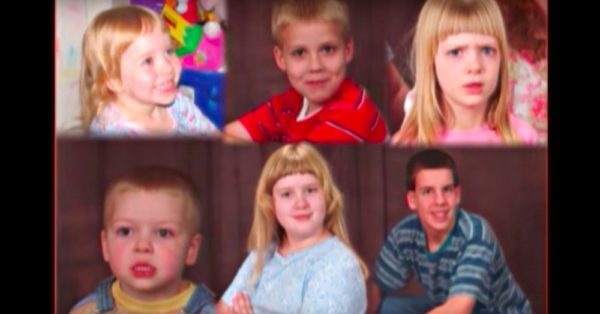 These six siblings are an extraordinarily unusual case, as they all fall somewhere on the autism spectrum.