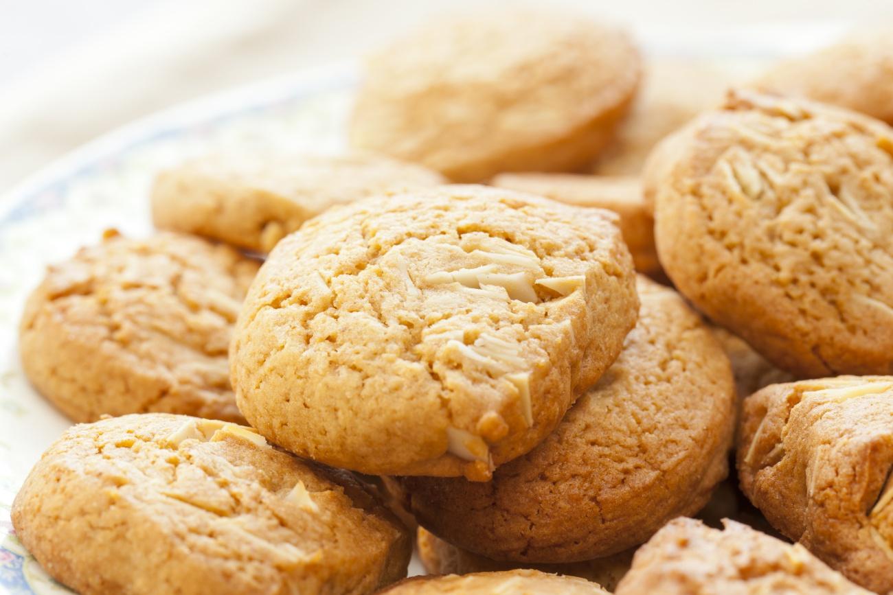 Almond Cookies 1