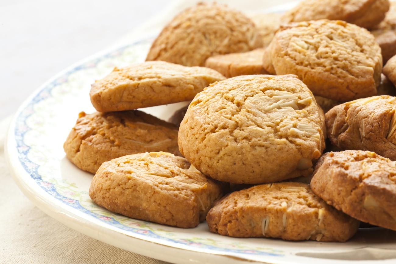 Almond Cookies 2