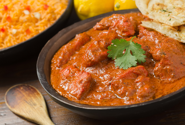 Indian Food Tomatoes Classic Dish