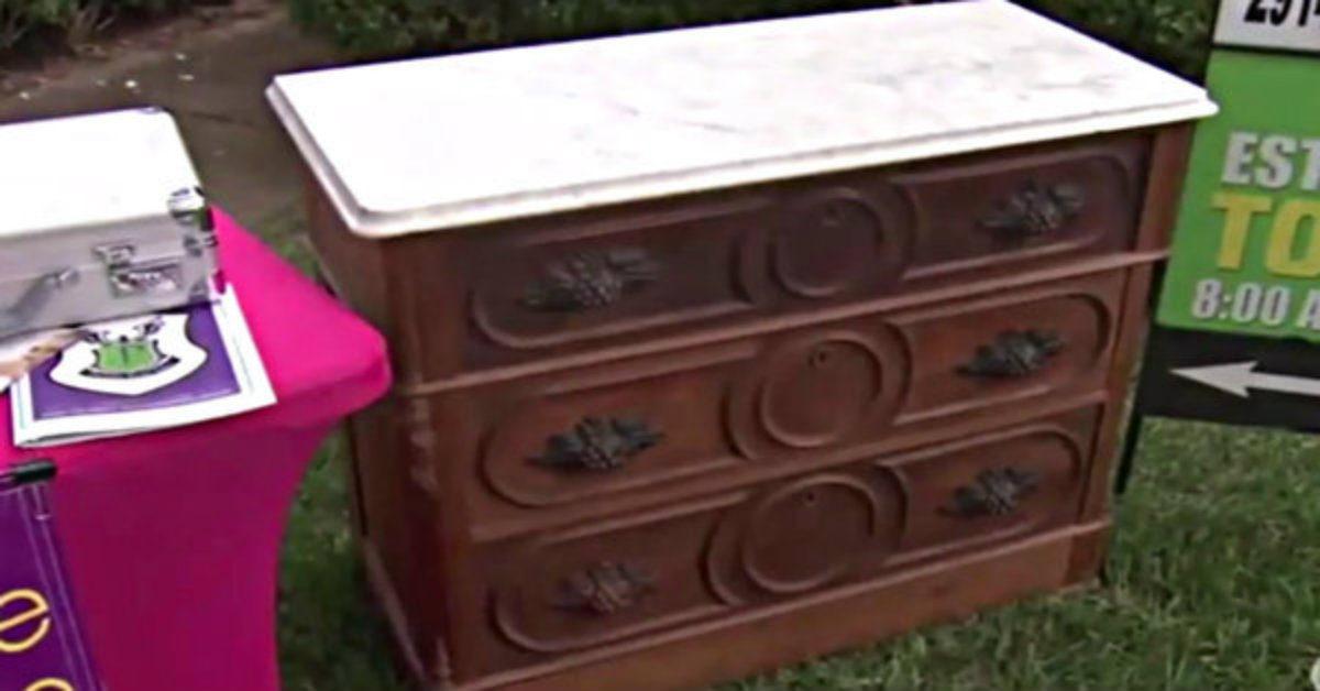 dresser treasure