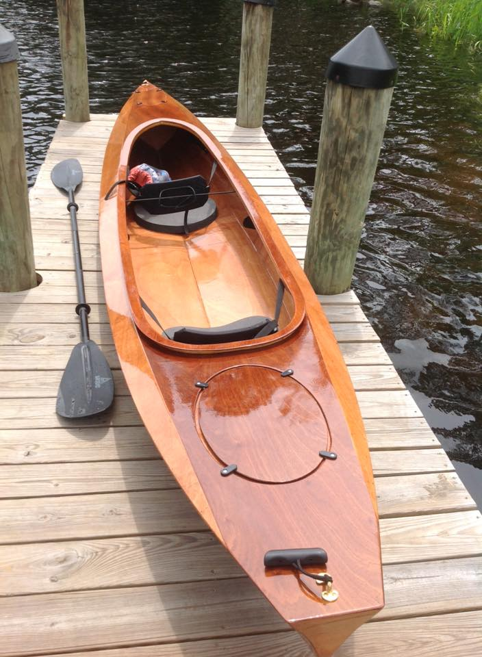 Fall weather is fast approaching... It's time to get out on the water and enjoy....I love building these kayaks for people.  www.facebook.com/BrownDogKayak