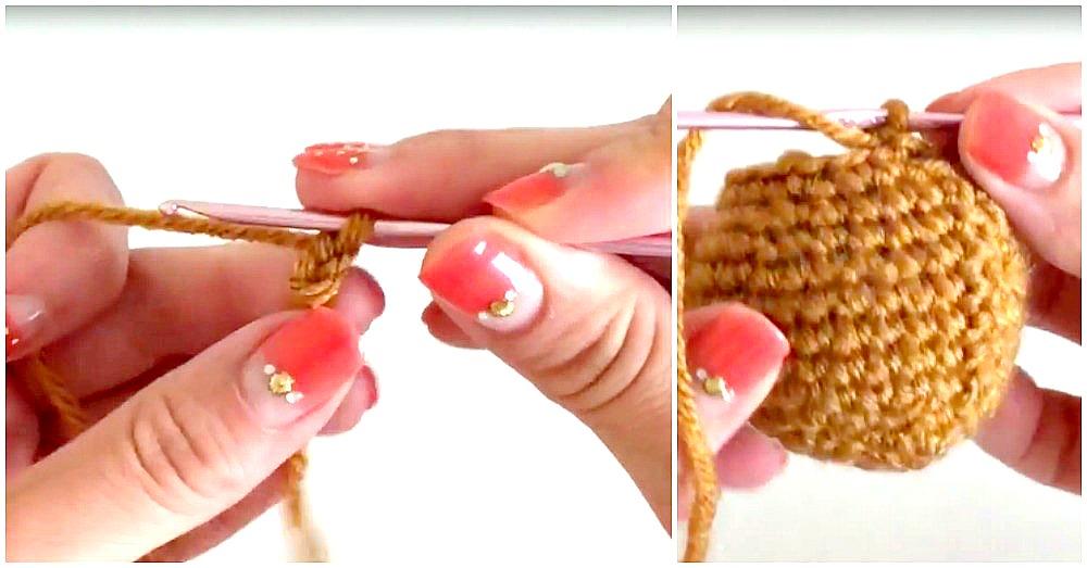 crochet-bear