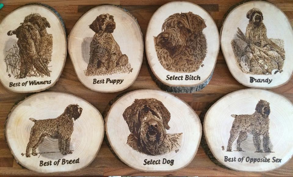 although it is pyrography...so not the norm. But people may be interested in having pyrography artwork on their bespoke furniture or pieces