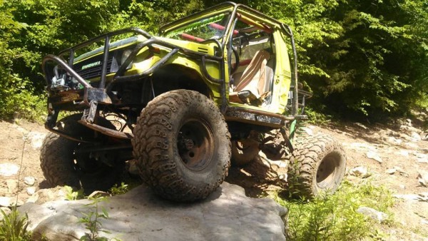 At woolys offroad park in Mooresville TN