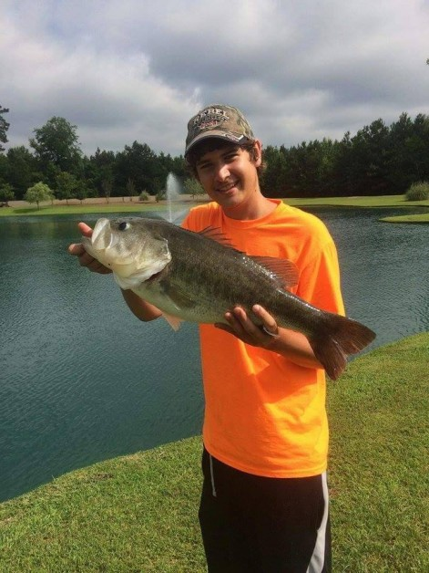 7.8 my personal best a north Carolina toad