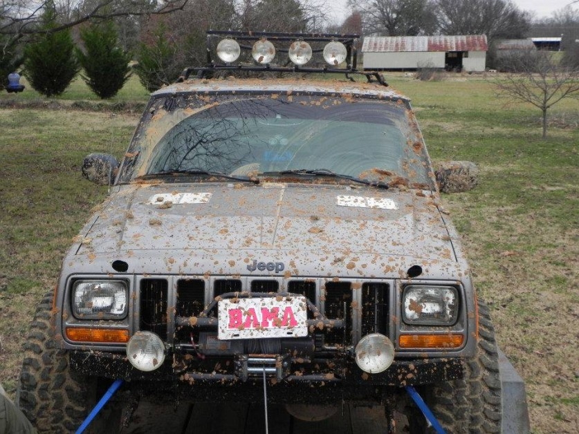 Alabama Mud,, ROLL TIDE!!