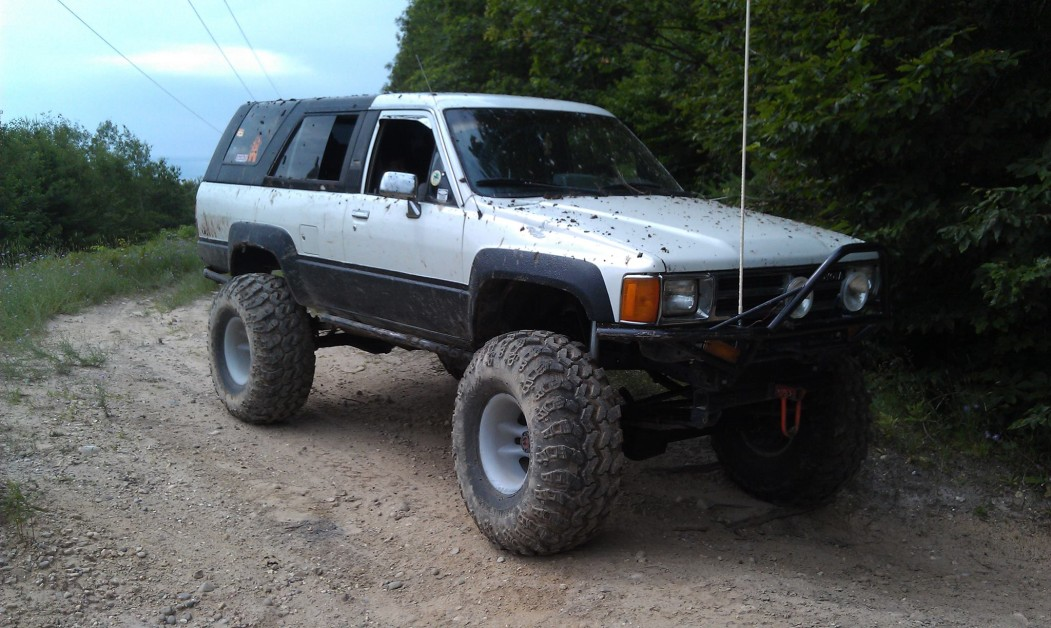 Older pic of my trail rig