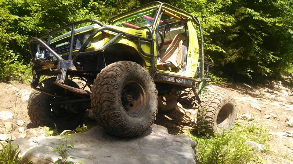 From Andrew Garland: At woolys offroad park in Mooresville TN