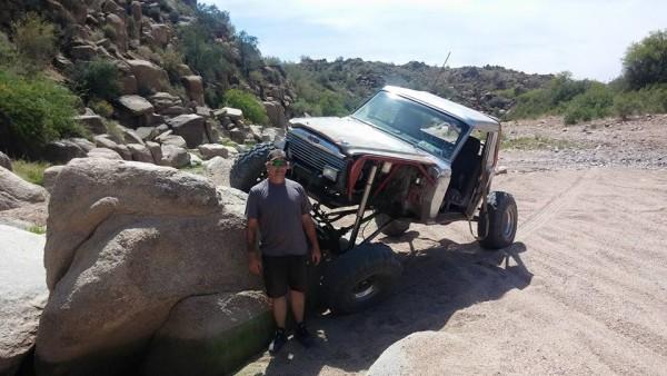 From Buddy Bryant: My 81 jeep j10