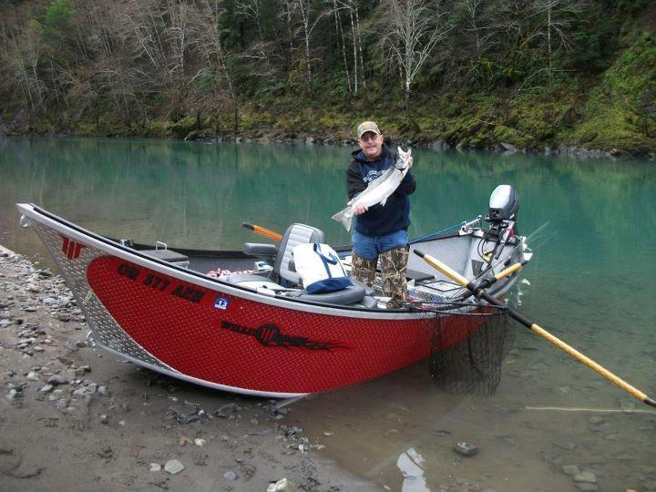 From Pete: steelhead on the Chetco River