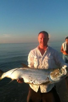 From Ryan Watson‎: Dania beach FL, summer Tarpon on artificial
