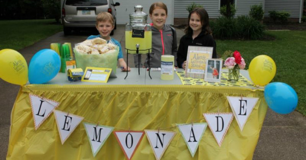 Alex's Lemonade Stand Foundation / via Facebook