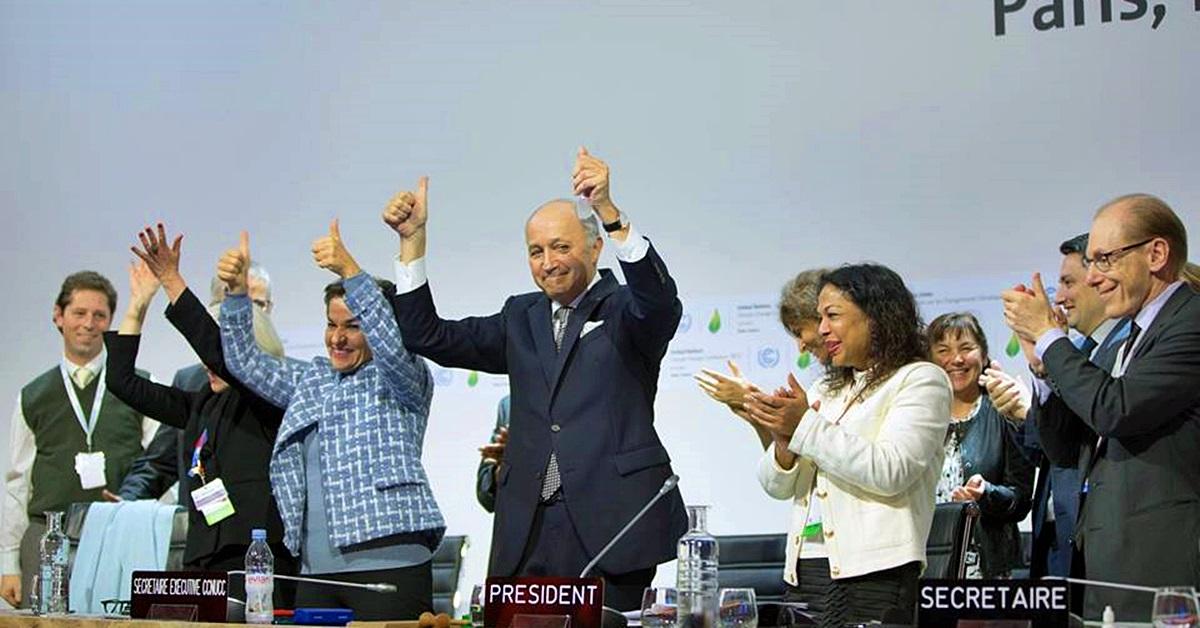 Photo Credit: UNFCCC via Facebook